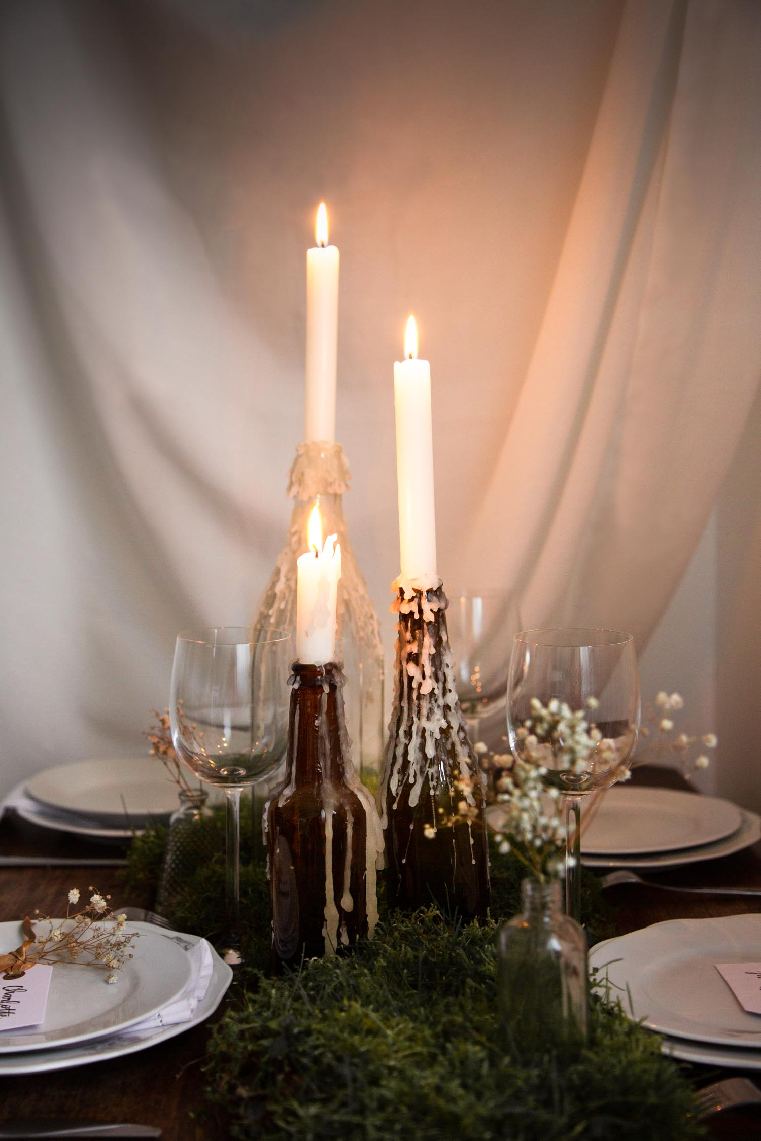 DIY-Mariage-récup-bougeoirs